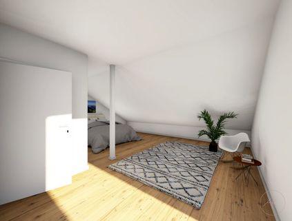 Studio Neubau einer attraktiven Doppelhaushälfte in Großhadern-Blumenau