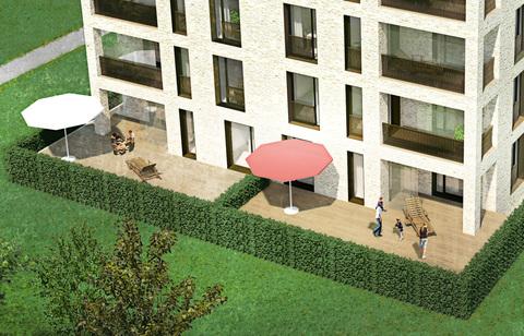 Bild 3 Neubau 1,5-Zi-EG-Wohnung