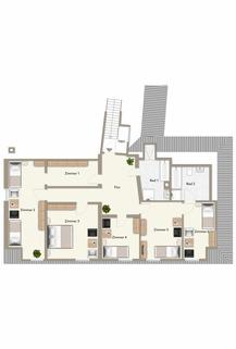 Dachgeschoss Ehemalige Gaststätte mit Nebengebäude in Uehlfeld... Handwerker und Sanierer aufgespasst!
