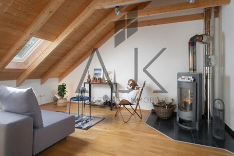 Chill & Relax großzügiges MansardenUNIKAT mit 2 Schlafzimmern auf ca. 92 qm im grünen Untermenzing