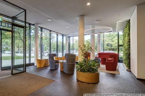 Foyer Außergewöhnliche 1,5 Zi.-Galerie-Whg. inkl. Möblierung