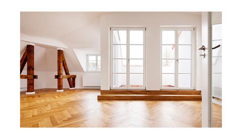 Bild 2 Traumhafte Dachgeschosswohnung in Haidhausen mit Dachterrasse
