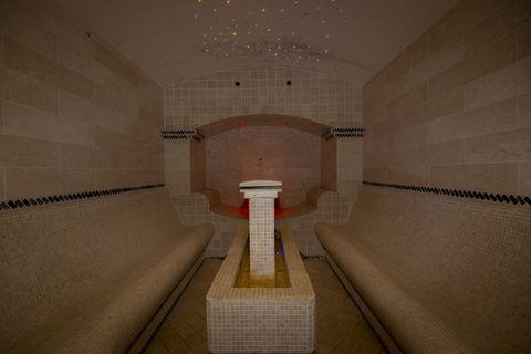 Sauna Luxuriöse Villa mit herrlichem Meerblick