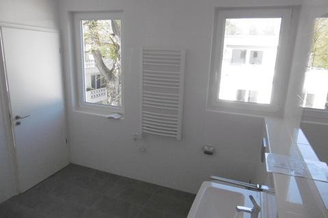 Bad en Suite Dachterrassentraum: Erstbezug! Exklusive 3-Zimmerwohnung mit großer Dachterrasse!