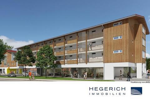 Hausham 10 HEGERICH IMMOBILIEN: Gartenwohnung in der Alpenregion Tegernsee-Schliersee   Neubau