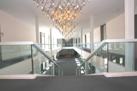 Foyer STOCK - Modernes Büro in einem der traditionsreichsten Gewerbeareale Münchens