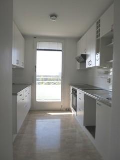 Küche Bogenhausen: schöne 5- Zimmer Wohnung mit super Fernsicht zu verkaufen