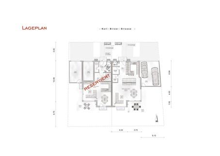 Das Grundstück Verkauft: Sehr große und modern geplante Doppelhaushälfte in OTTOBRUNN