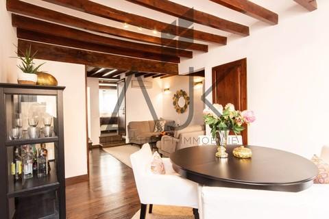 fhd-ps03085--Living inside Trend Zweitwohnsitz: Charmantes Penthouse mit privater Dachterrasse in der Altstadt von Palma