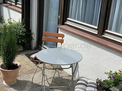Bild 14 FLATHOPPER.de - Zentral gelegene 2-Zimmer Wohnung mit kleiner Terrasse sowie Parkplatz in Prien - L