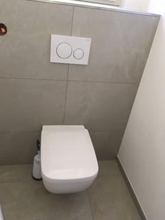 Gäste-WC Stadthaus mit eigenem Garten in ruhiger Lage