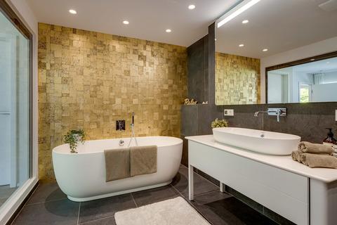 Badezimmer Exquisite Stadtwohnung mit Loftambiente zum Erstbezug