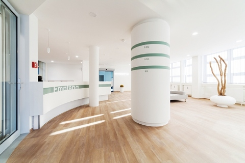 Büro STOCK - Campusartige Büros