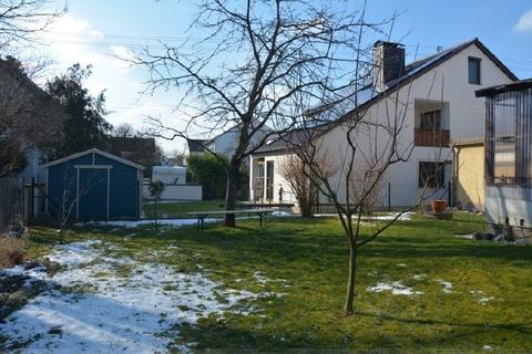 Garten Große Doppelhaushälfte in der Hammerschmiede