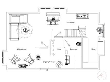 Grundriss 3.OG Verkauft - Hier verwirklichen Sie Ihre Wohnträume