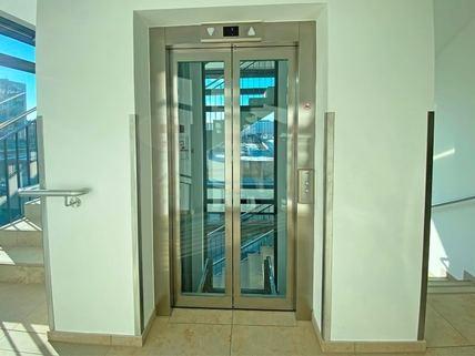 Aufzug Repräsentative Büroflächen mit modernster Ausstattung