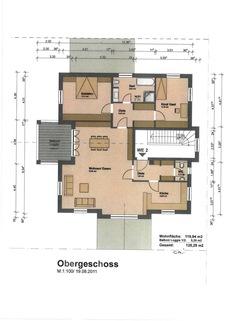 Grundriss Helle, neuwertige 3-Zimmer-Wohnung mit Balkon in ruhiger Lage von Harlaching