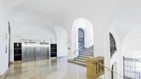 Foyer STOCK - Repräsentatives Innenstadtbüro gesucht?