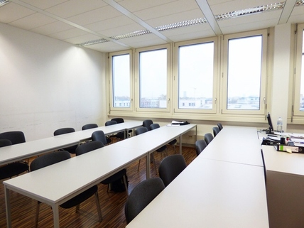 Schulung Flexible Bürofläche im Gewerbegebiet Am Moosfeld