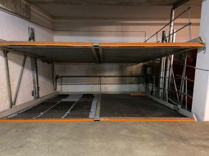 2_TG_Duplex_Stellplätze Günstige TG-Stellplätze (1-2 Stück) in Bogenhausen in kleiner Wohnanlage