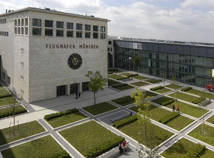 Gebäude mit Innenhof Repräsentative Büros ab 14 m² in der neuen Messestadt