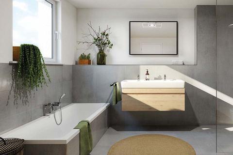 Beispiel Badezimmer StattHaus - Leben im Herzen Forchheims