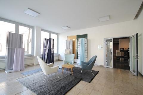 Foyer STOCK - Loftbüro-/Showroomfläche mit Terrasse