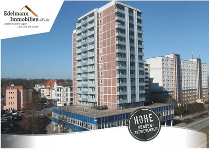 STARTBILD neu.2019 Große Gewerbeeinheit mit attraktiver 218 m² Fläche in zentraler Rostocker Stadtlage.