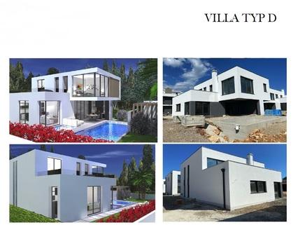 Villa_Typ_D Traumhafte Villen mit Meerblick