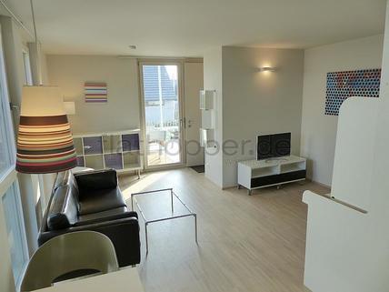 Bild 1 FLATHOPPER.de - Hochwertiges Apartment mit Dachterrasse in Stuttgart - Plieningen