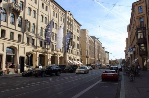 Maximilianstraße Wohnjuwel im Herzen von München