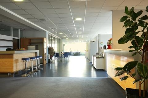IMG_LangerWeg_Denzelpark_11_bearbeitet Bürofläche mit 364 m2 im Osten von Innsbruck