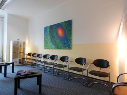 Büro STOCK - Flexible Büro- und Praxisfläche nahe dem Rotkreuzplatz