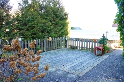 Terrasse Variabel – wenn die Familie einmal größer wird