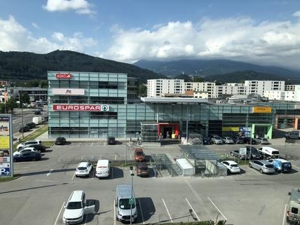 Areal modernes Büro im Denzelpark Innsbruck