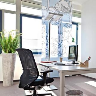 Ausbauvorschlage ehem Musterbüro STOCK - Büroflächen in der Nähe zur S-Bahn