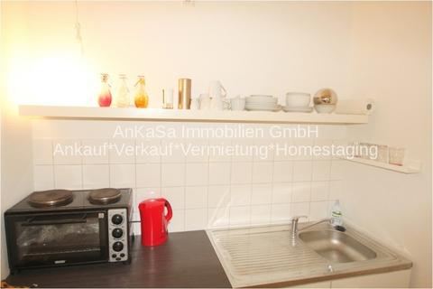 AbacO Immobilien Leipzig Maklerempfehlung_möblierte Wohnung-Küchenausstattung1 AbacO Immobilien*TIPP: Modern möbliertes Cityappartment, EBK, schickes Bad im Stadtzentrum Leipzig!
