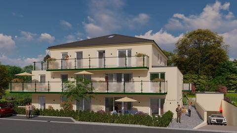 Bild 4 Exklusive Villen-Wohnungen in Lappersdorf-WE1