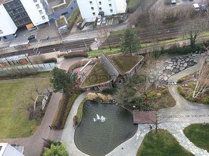 Bild 10 FLATHOPPER.de - Neu möbliertes Apartment mit Weitblick für gehobene Ansprüche in Stuttgart - Möhrin