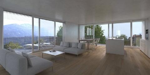 Innenvisualisierung Wohnen am Feldweg - Penthouse TOP 4 zur Miete