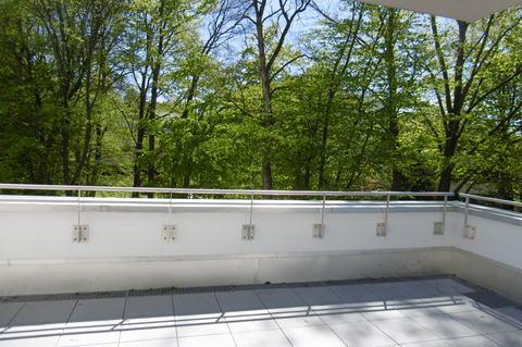 Dachterrasse mit Südausrichtung Dachterrassentraum: Erstbezug! Exklusive 3-Zimmerwohnung mit großer Dachterrasse!