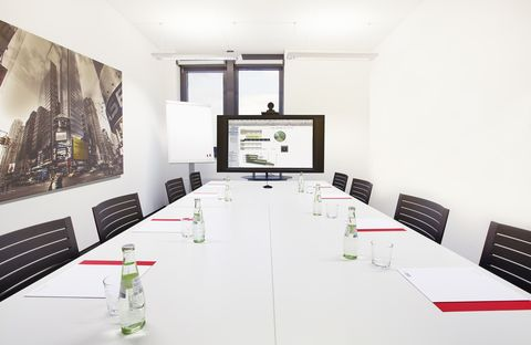Konferenzraum Startklare Büros ab 14 m²