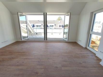 Bild 7 Erstbezug: Dachterrassenwohnung mit Galerie und exkl. Marken-Einbauküche!