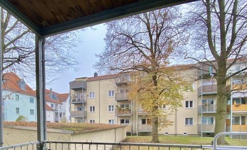 Ansicht Ruhig gelegene 2-Zimmer-Wohnung mit Balkon in Oberhausen