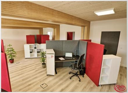 Büro 2- Akademie 1.0 Timber Campus - Ihr modulares Büro in Holz im Osten von München an der A94 und an der Bahn+++