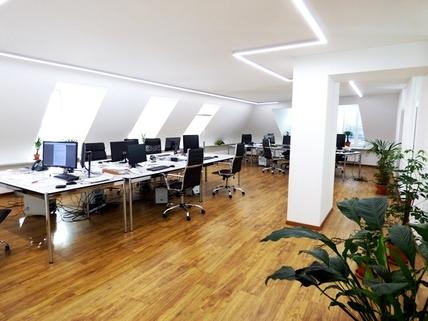 Großraum2 STOCK - Flexible Laufzeit! Repräsentative Bürofläche in Bestlage