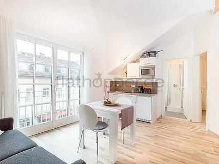Bild 2 FLATHOPPER.de - Einladende Dachgeschosswohnung in Bad Aibling