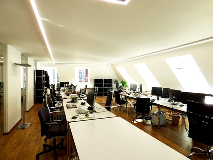 Großraum1 STOCK - Flexible Laufzeit! Repräsentative Bürofläche in Bestlage