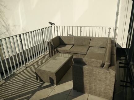 Balkon STOCK - Büros für höchste Ansprüche