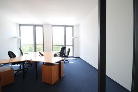 Teambüro STOCK - So idyllisch kann es im Büro sein!